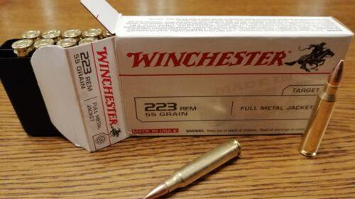 223Rem Winchester 55GR
