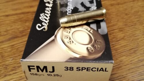 38Special S&B FMJ 10,25g