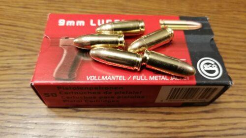 9mm Luger Geco 8g/124gr