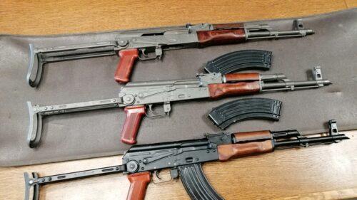 AKMS-P 7,62×39