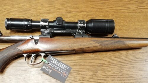 Sztucer ZKK-600 kaliber 30-06Spr.