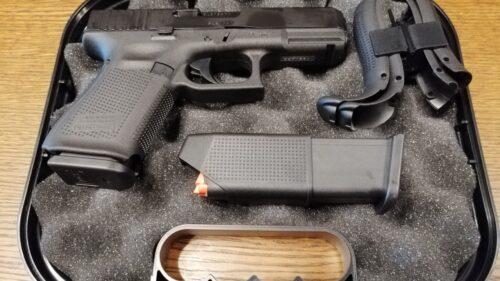 Pistolet Glock 19 gen.5 9×19