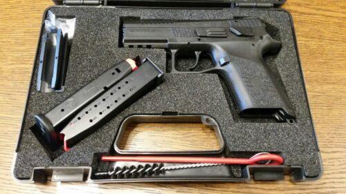 Pistolet CZ P-07 9×19