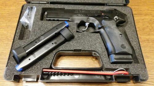 Pistolet CZ 75 SP-01 Shadow 9×19