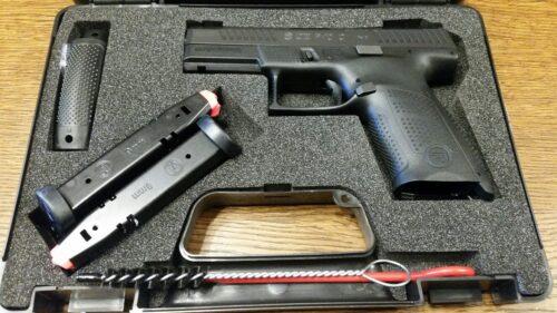 Pistolet CZ P-10 C OPTICS READY 9×19