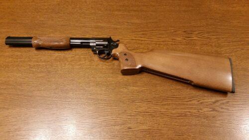 Rewolwer Alfa mod. Carbine kal. 357 Mag